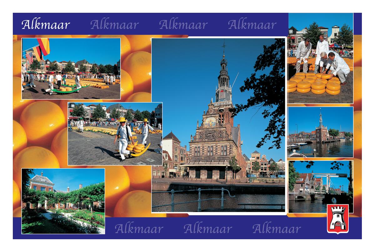 Placemat Alkmaar