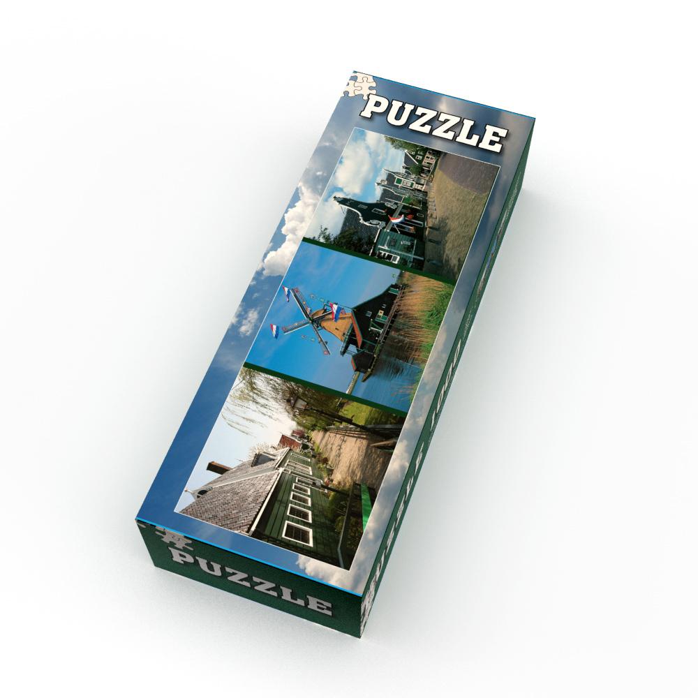 Puzzle Zaanse Schans